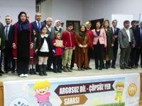 """Malatya'da iyilik önderleri projesi: """"Argosuz dil, çöpsüz yer sahası"""""""