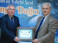 """TYB'de """"Doğumunun 100. Yılında Cengiz Dağcı"""" Anlatıldı"""