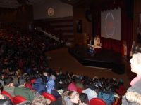 Eğitim-Bir Sen ve Genç Memur Sen'den Yazar- Öğrenci Buluşmaları Konferansı
