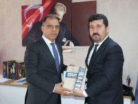 TYB Başkanı Arıcan, Genel Müdür Yıldız'ı Ziyaret Etti