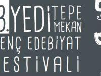 Yedi Tepe Yedi Mekân Genç Edebiyat Festivali 12 Nisan'da Başlıyor