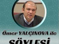 Yazar Yalçınova Kahrmanmaraş Şubesinde Konuşacak