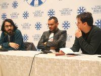 TYB İstanbul'da Genç Yazarlar Konuştu