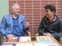 Portre Yazarı Fahri Tuna ile Edebiyat Söyleşisi
