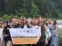 Gençler Kültür Kervanında