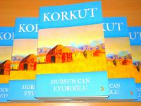 """Dursun Can Eyüboğlu'nun """"Korkut"""" kitabı yayınlandı"""