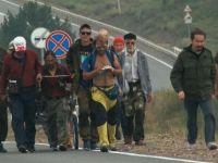 Türkçe Dil yasağını protesto için yürüyordu: Moskova'da tutuklandı