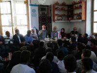Hikâyeci Mustafa Kutlu Erzincanlılarla Buluştu