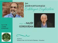 Abbara Kahvede Edebiyat Söyleşileri Başlıyor