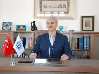 TYB Konya Şube Başkanı Erten'den  Barış Pınarı Harekatına Destek Mesajı