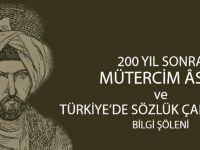 Mütercim Âsım Bilgi Şöleni Gaziantep'te Yapılacak