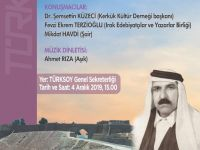 Doğumunun 90. yıl dönümünde Telaferli Şair Felekoğlu Ankara'da Anılacak
