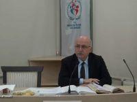 Mesnevî Okumaları -45- Prof. Dr. Adnan Karaismailoğlu