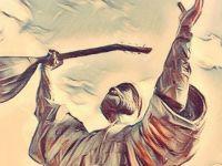 Pir Sultan Abdal, Çıkıp Gökyüzünde Sökün Eyleyen