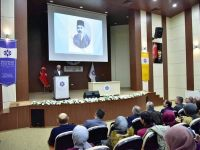 D. Mehmet Doğan Erzurum'da Mehmed Âkif ve Millî Mücadeleyi Anlattı