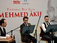 Fatihli Bir Şair Mehmed Âkif Özel Programı TYB İstanbul'da Gerçekleşti