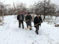 Kar Satıp, Buğday Alan Adamlar