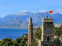 Antalya; Bir Huzur ve Sevgi Şelalesi Şehir