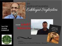 Abbara Edebiyat Söyleşilerinin Konuğu Ahmet Karacan