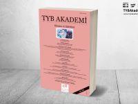 TYB Akademi Dergisinin Sinema ve Edebiyat Sayısı Çıktı