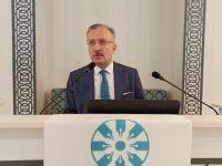 Erzincan Şubesinde konuşan Rektör Levent YÖK'e 6 Fakülte Teklifimiz Var