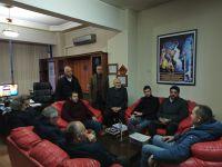 TYB Erzincan Şubesinin Genel Kurul Toplantısı Yapıldı