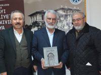 Kuvayı Milliye çerağı ilk Konya'da yanmıştır.