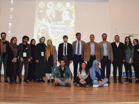 Yazar Cihan Aktaş, TYB Şanlıurfa Şubesinde konuştu