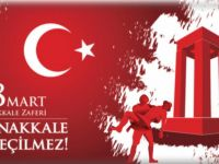 """""""Çanakkale Zaferi""""nin 105.Yıl Dönümünü Kutluyoruz"""