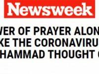 Newsweek dergisi Hz. Muhammed (sav)'in hadisini başlık yaptı