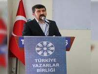 """Türkiyeli Yazarlar """"Biz Bize Yeteriz"""" dedi"""