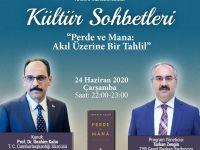 Cumhurbaşkanlığı Sözcüsü İbrahim Kalın TYB'nin Canlı Yayınında konuşacak