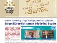 Türkiye Kültür ve Sanat Bülteni Yayınlandı