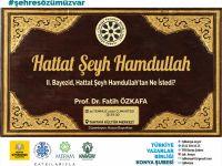 Hattat Şeyh Hamdullah II. Bayezid, Hattat Şeyh Hamdullah'tan Ne İstedi?