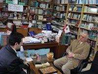 """Mustafa Kara: Büyüklerin peşine düşmeyen """"büyük"""" olamaz"""