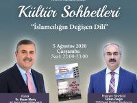"""Dr. Nazım Maviş """"Kültür Sohbetleri""""ne Konuk Olacak"""