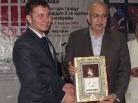 Nâmık Kemal Büyük Ödülü Sahibi Rifat Salahov ile Söyleşi