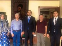 MÜSİAD Ankara Temsilciliğinden TYB Ankara Şubesi'ne Ziyaret