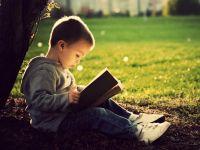 Eyvah çocuğum kitap okuyor!