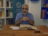 Mesnevî Okumaları -71- Prof. Dr. Zülfikar Güngör