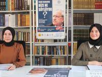 Gençler Sezai Karakoç'u Konuştu