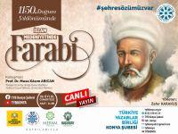 Genel Başkan Arıcan, Farabi'yi Anlatacak