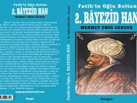 Tarihçi, Araştırmacı-Yazar Mehmet Emin Gerger'in 88. Kitabı Yayınlandı!..