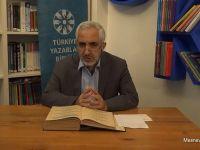 Mesnevî Okumaları -76- Prof. Dr. Zülfikar Güngör