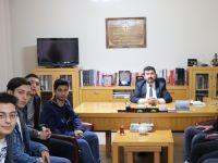 Genel Başkan Arıcan: Kültürün Hamisi ve Varisi Gençlik