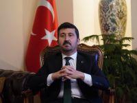 Başkan Arıcan: Deprem değil tedbirsizlik öldürüyor