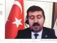 Başkan Arıcan: Çok kültürlü şehirlerin temelinde insana ve inançlara saygı var