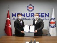 TYB ve Memur-Sen İş birliği Protokolü imzaladı