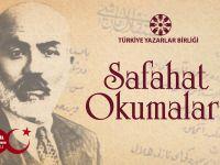 Safahat Okumaları Dr. Nazif Öztürk ile Devam Ediyor