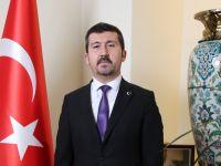 Başkan Arıcan Gazi Üniversitesi'nde konferans verecek